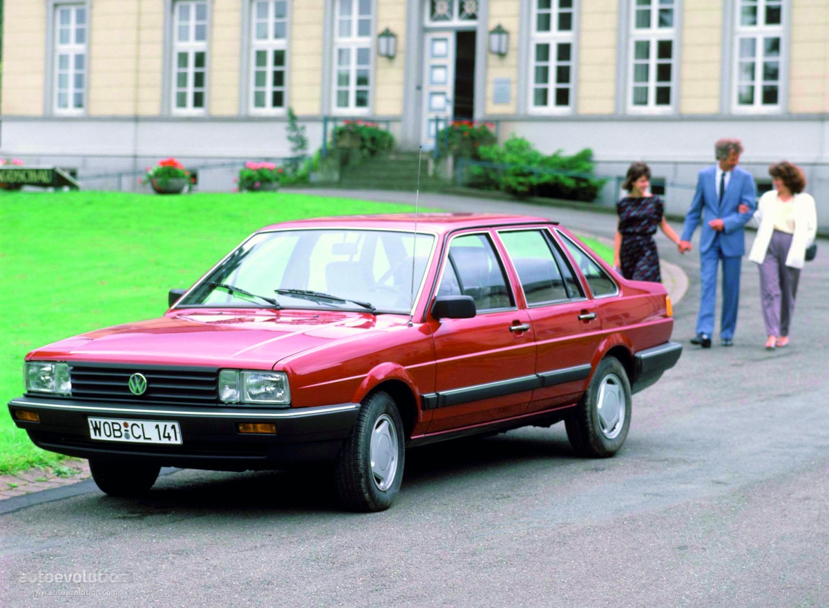 VOLKSWAGEN Passat specs - 1981, 1982, 1983, 1984, 1985, 1986, 1987 ...