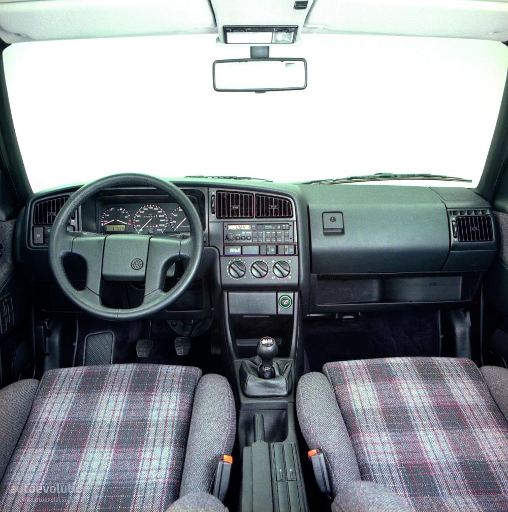 volkswagen passat 1988 1993