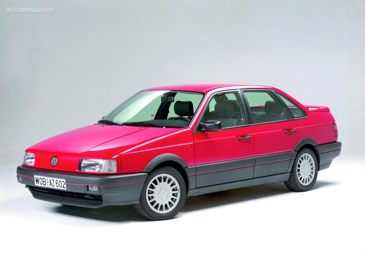 Volkswagen Passat 1988 1989 1990 1991 1992 1993