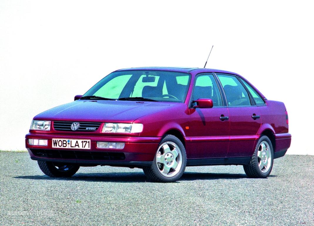 Volkswagen passat 1993 1996
