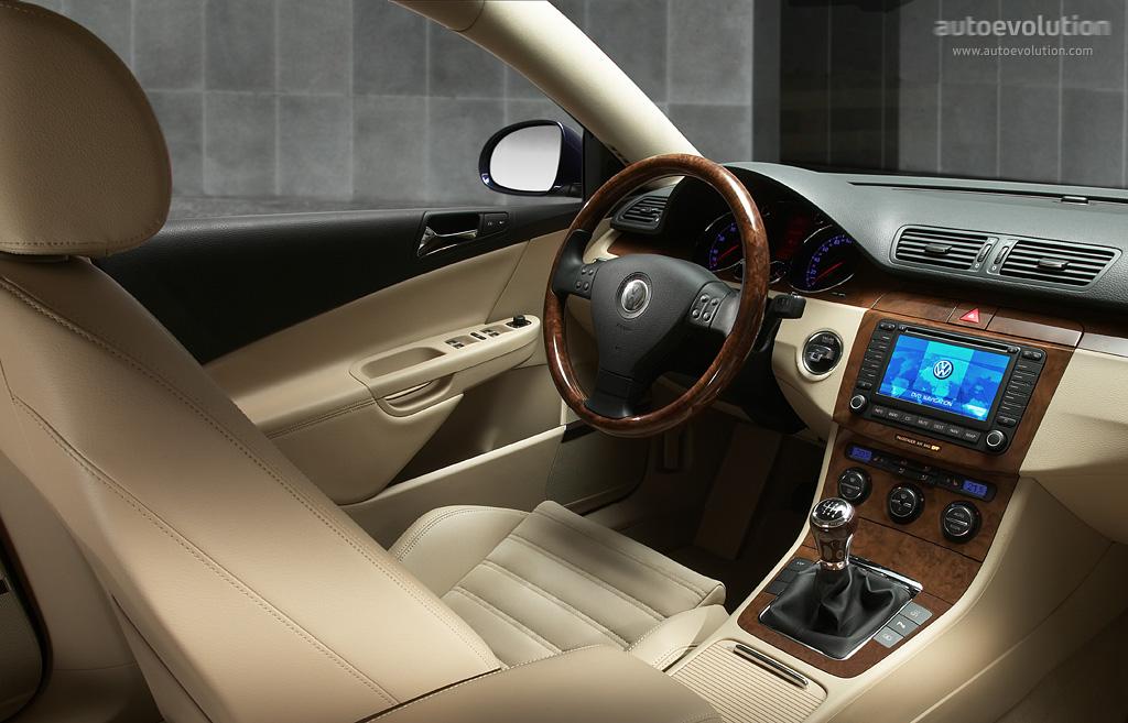 Volkswagen Passat Specs 2005 2006 2007 2008 2009