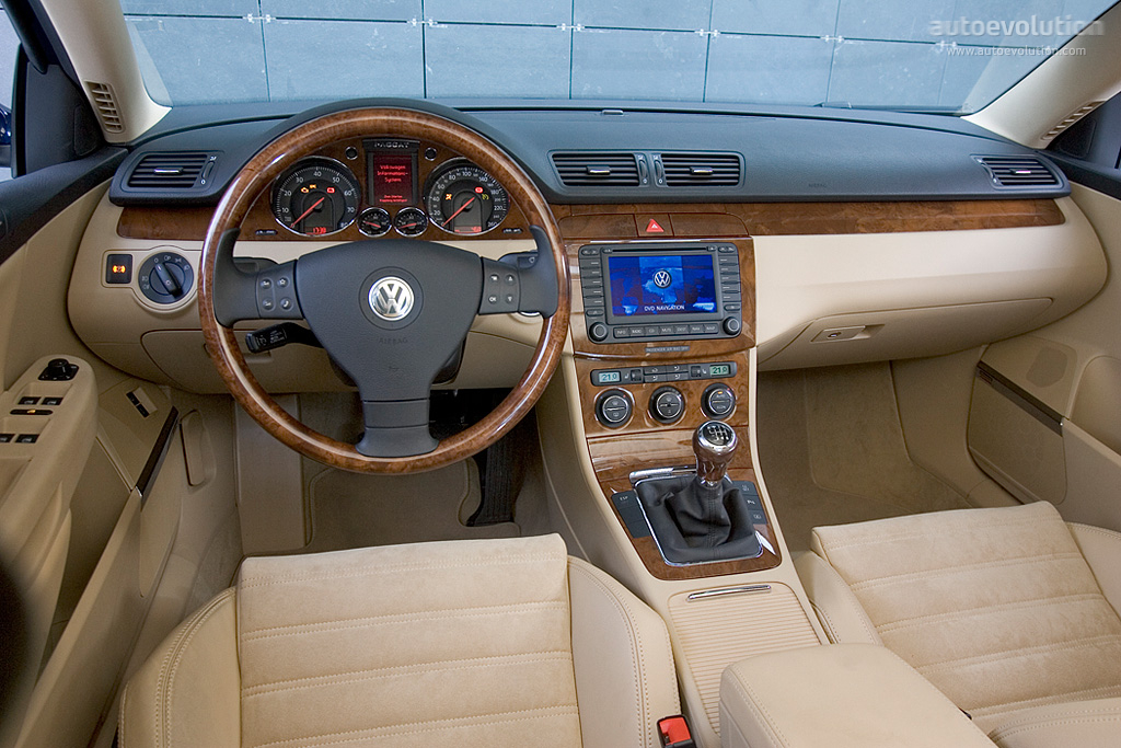 Volkswagen Passat Specs 2005 2006 2007 2008 2009 2010 Autoevolution