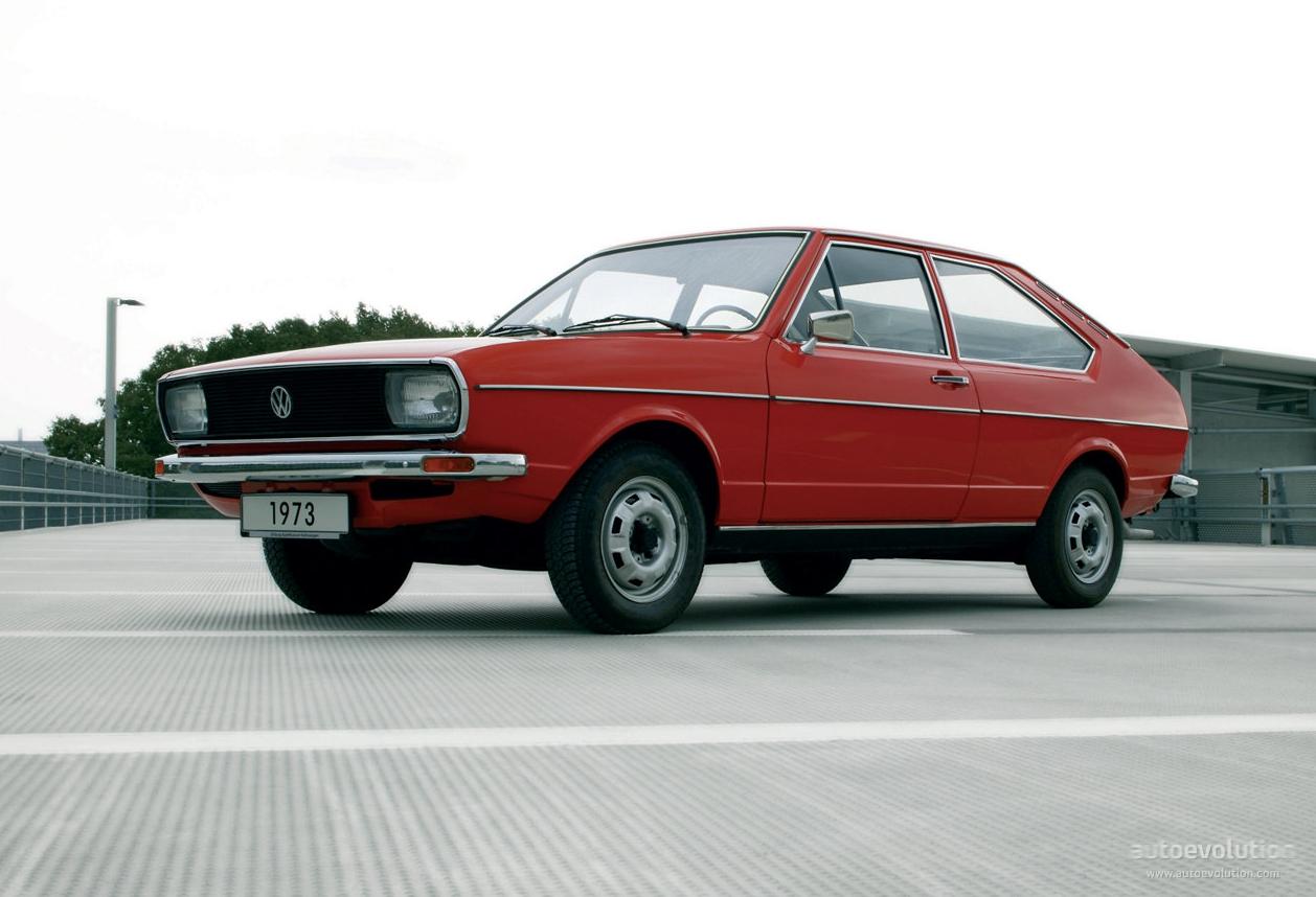 Volkswagen Passat 3 Doors Specs 1973 1974 1975 1976