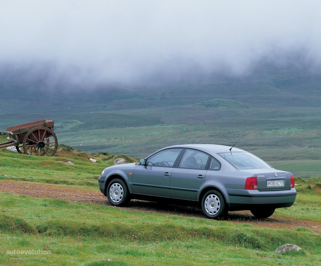 Volkswagen passat 1996 2000