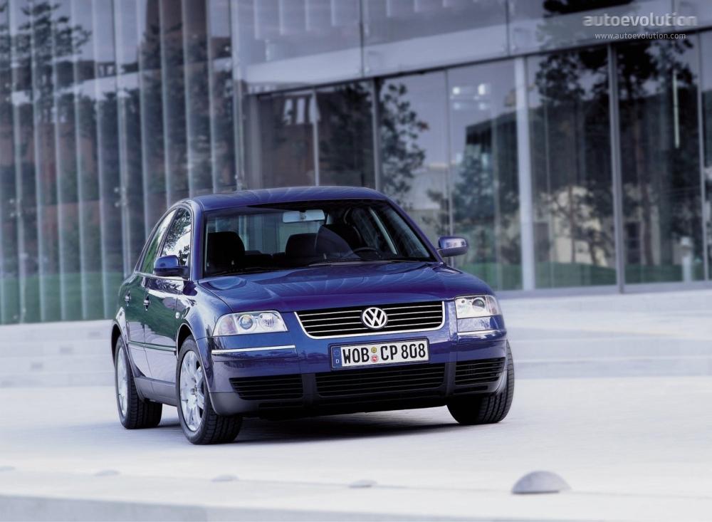 Volkswagenpassatb on 2001 Passat V6 Engine