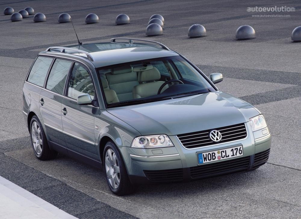 Volkswagen Passat Variant 2000 2005