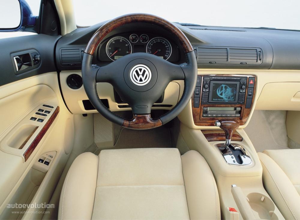 Volkswagen Passat Variant 2000 2001 2002 2003 2004 2005 Autoevolution