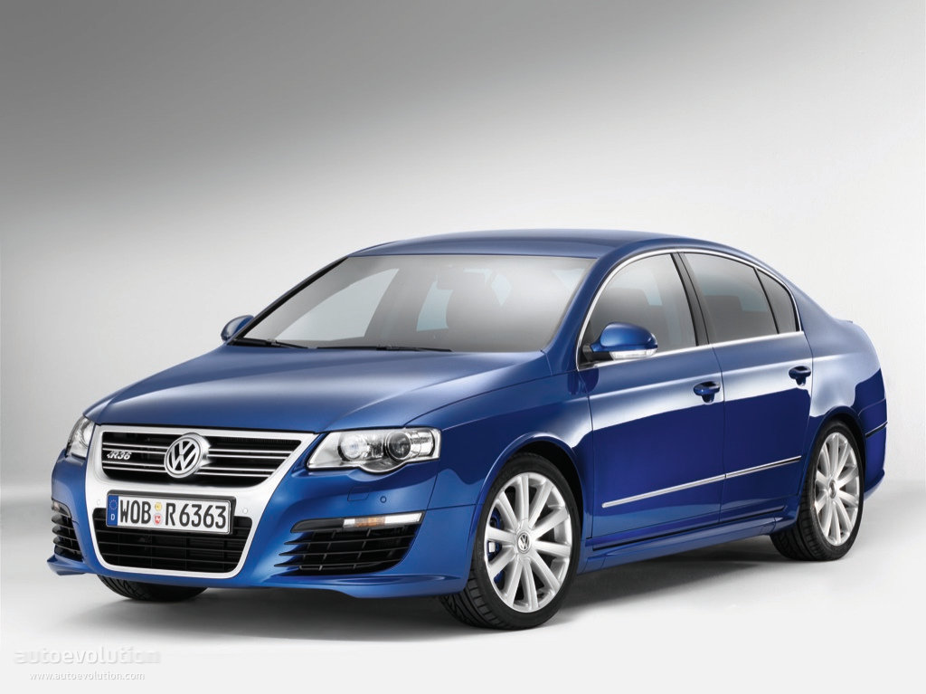 volkswagen passat r36 specs photos 2008 2009 2010 autoevolution. Black Bedroom Furniture Sets. Home Design Ideas