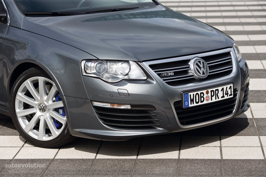 volkswagen passat r36 specs 2008 2009 2010 autoevolution. Black Bedroom Furniture Sets. Home Design Ideas