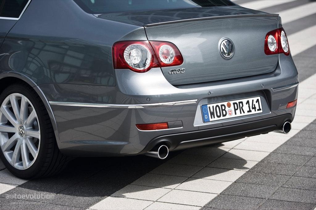 VOLKSWAGEN Passat R36 specs & photos - 2008, 2009, 2010 - autoevolution