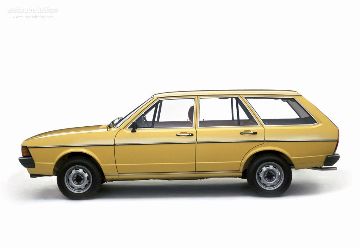 Volkswagen Passat Variant Specs Amp Photos 1974 1975