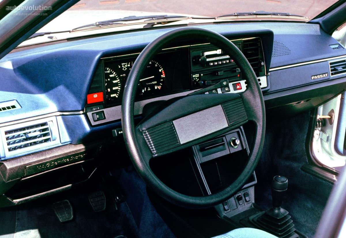 ... VOLKSWAGEN Passat Variant (1981 - 1988)