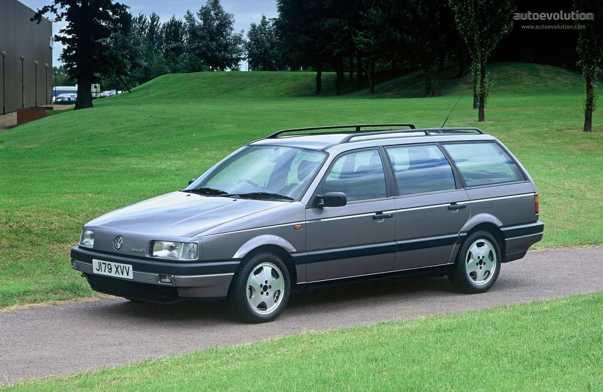 Volkswagen Passat Variant 1988 1989 1990 1991 1992