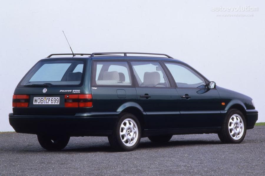 Volkswagen Passat Variant Specs 1993 1994 1995 1996