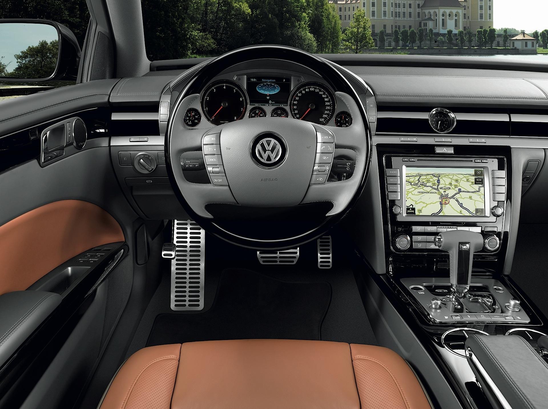 Volkswagen Phaeton 2010 2016
