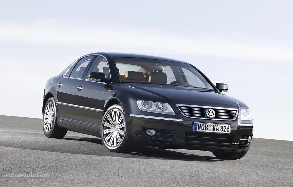 Volkswagen Phaeton Specs 2002 2003 2004 2005 2006