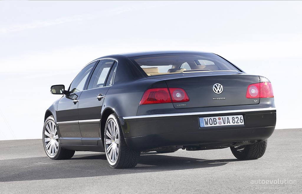Volkswagen Phaeton Specs Photos 2002 2003 2004 2005 2006