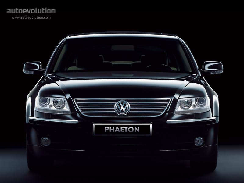 VOLKSWAGEN Phaeton Long specs & photos - 2004, 2005, 2006, 2007, 2008, 2009 - autoevolution