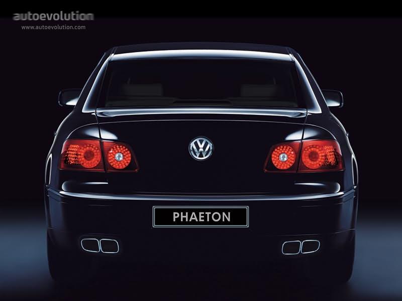 volkswagen phaeton long specs 2004 2005 2006 2007 2008 2009 autoevolution. Black Bedroom Furniture Sets. Home Design Ideas