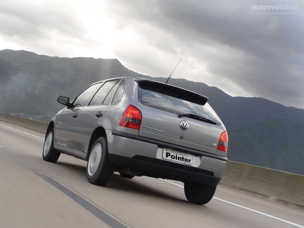 Volkswagen Pointer Specs 1994 1995 1996 Autoevolution