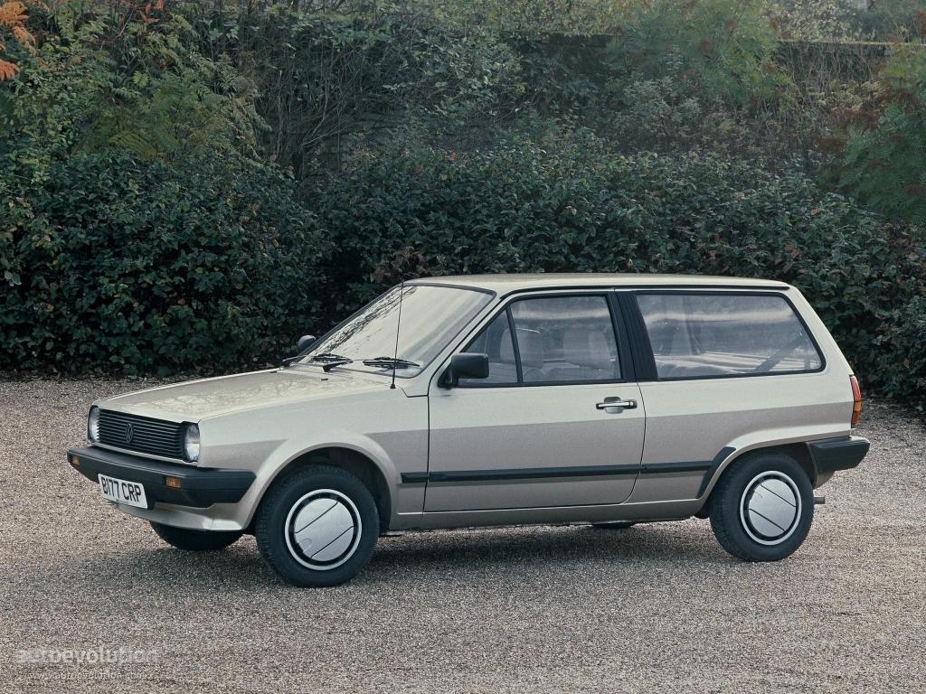 volkswagen polo 3 doors specs 1981 1982 1983 1984. Black Bedroom Furniture Sets. Home Design Ideas