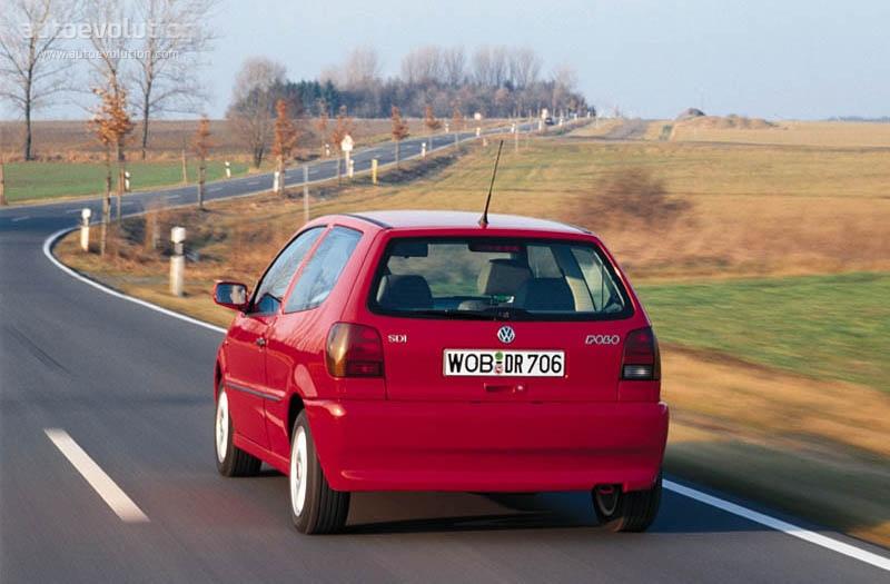 Volkswagen Polo 3 Doors Specs 1994 1995 1996 1997