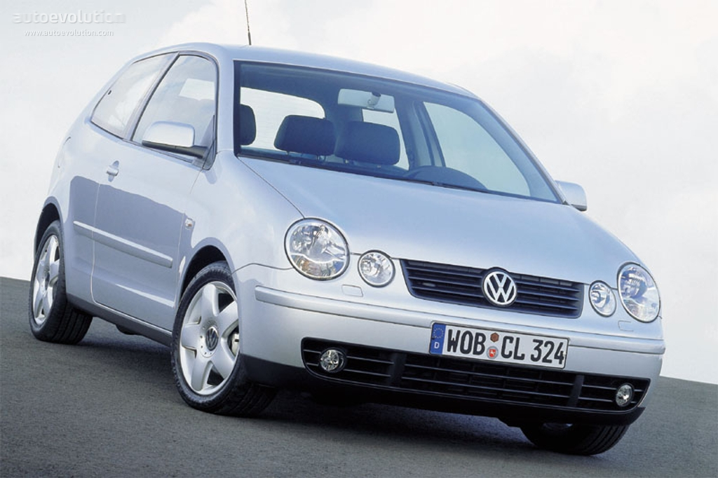 volkswagen polo 3 doors specs photos 2001 2002 2003 2004 2005 autoevolution. Black Bedroom Furniture Sets. Home Design Ideas