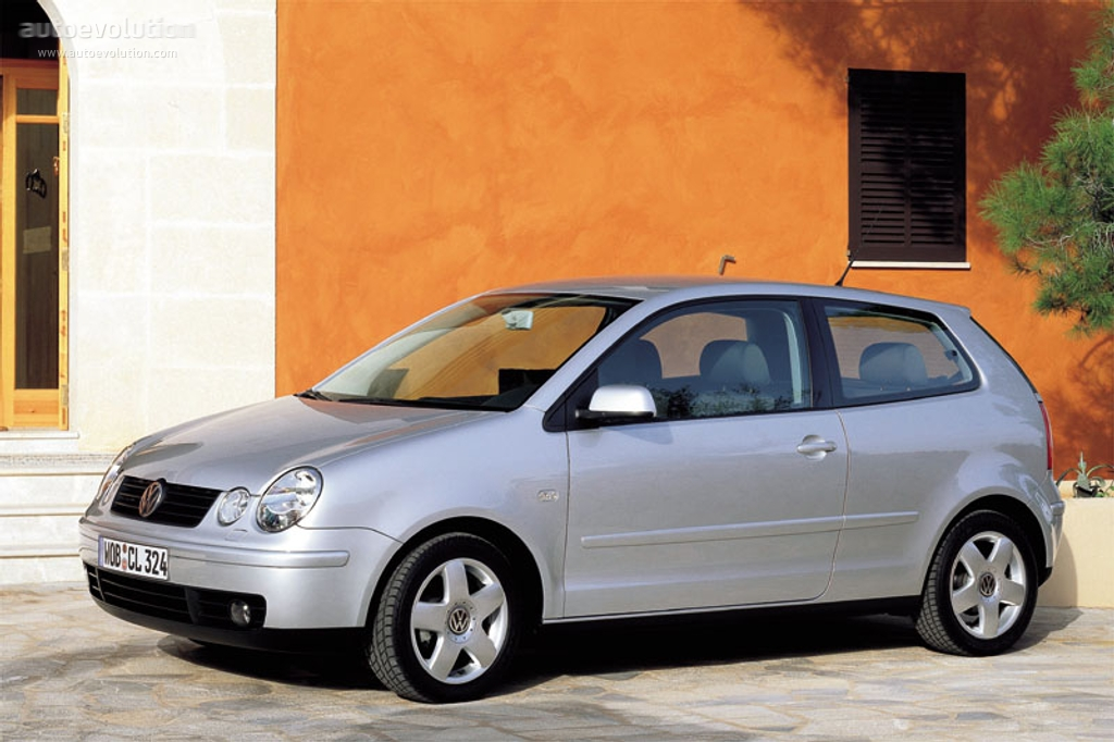 volkswagen polo 3 doors 2001 2002 2003 2004 2005 autoevolution. Black Bedroom Furniture Sets. Home Design Ideas