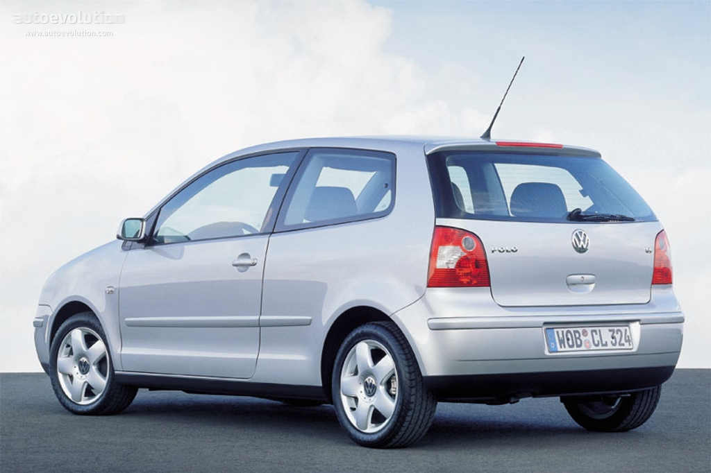 volkswagen polo 3 doors specs 2001 2002 2003 2004. Black Bedroom Furniture Sets. Home Design Ideas