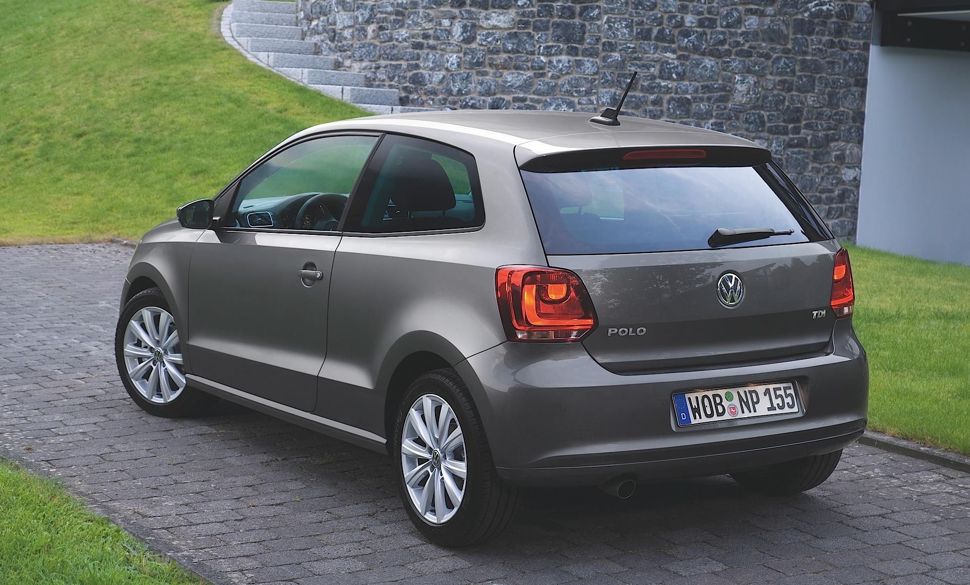 volkswagen polo 3 doors specs 2009 2010 2011 2012 2013 2014 autoevolution. Black Bedroom Furniture Sets. Home Design Ideas