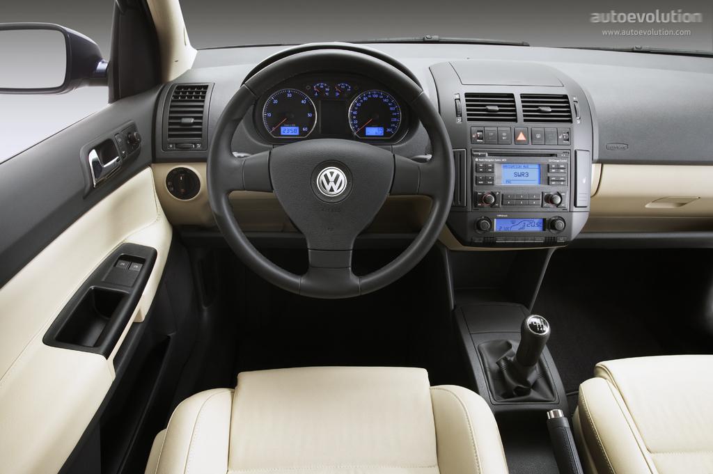 VOLKSWAGEN Polo 3 Doors specs - 2005, 2006, 2007, 2008 - autoevolution