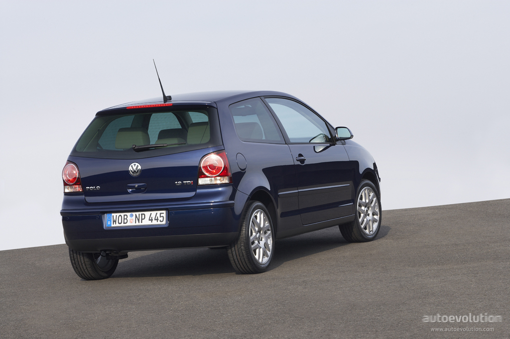 volkswagen polo 3 doors 2005 2006 2007 2008 autoevolution. Black Bedroom Furniture Sets. Home Design Ideas
