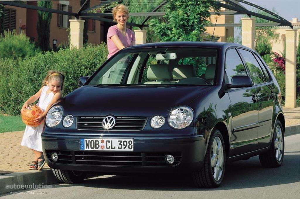 Volkswagen Polo 5 Doors 2001