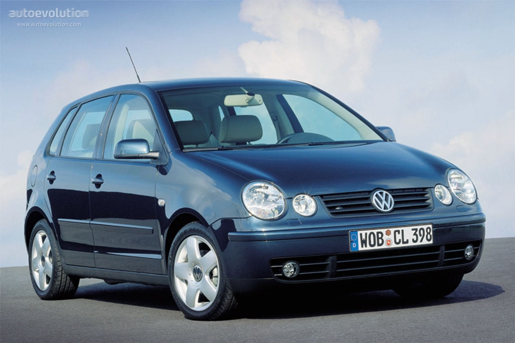 VOLKSWAGEN Polo 5 Doors specs amp photos 2001 2002 2003