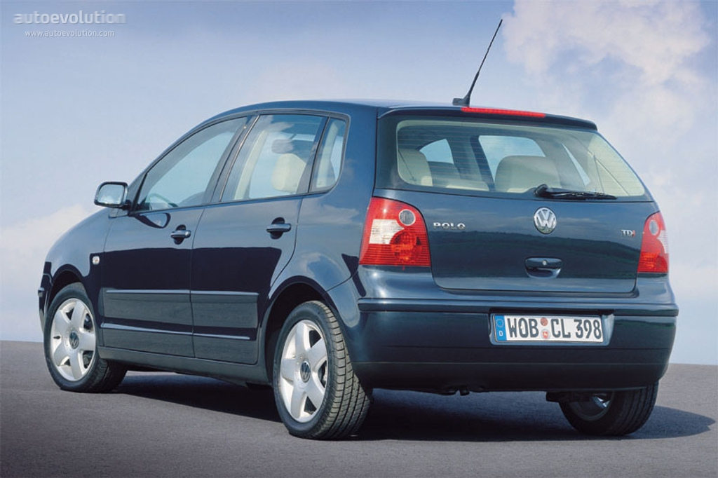 volkswagen polo 5 doors specs 2001 2002 2003 2004 2005 autoevolution. Black Bedroom Furniture Sets. Home Design Ideas