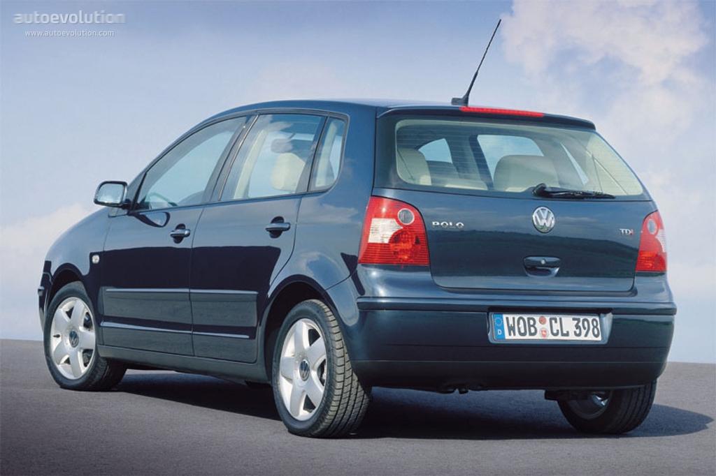 volkswagen polo 5 doors 2001 2002 2003 2004 2005 autoevolution. Black Bedroom Furniture Sets. Home Design Ideas