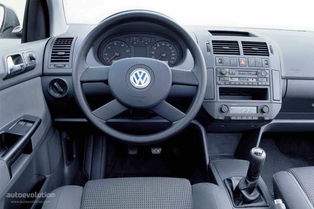 Volkswagen Polo 5 Doors 2001 2002 2003 2004 2005