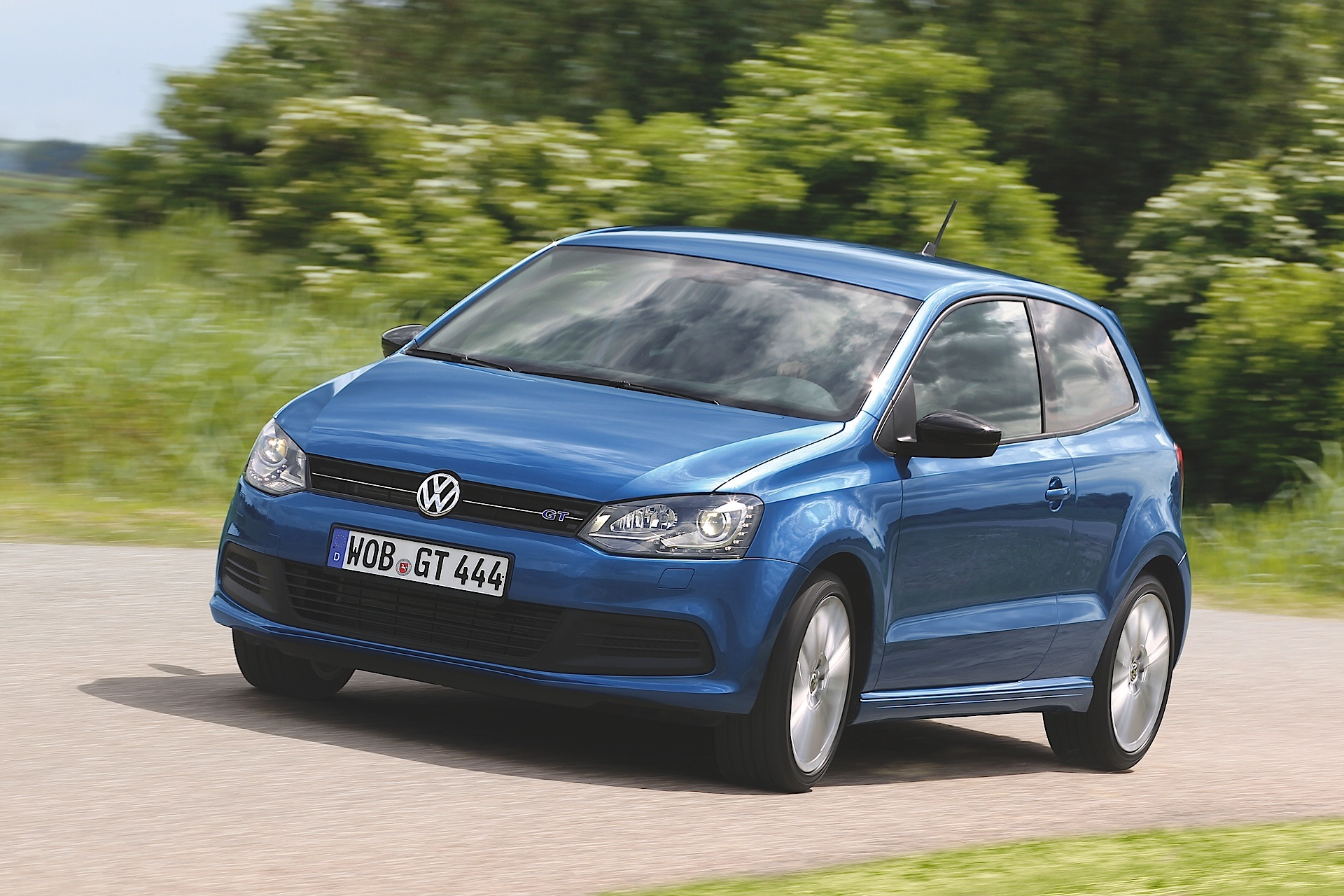 Volkswagen Polo Bluegt 2017 Present
