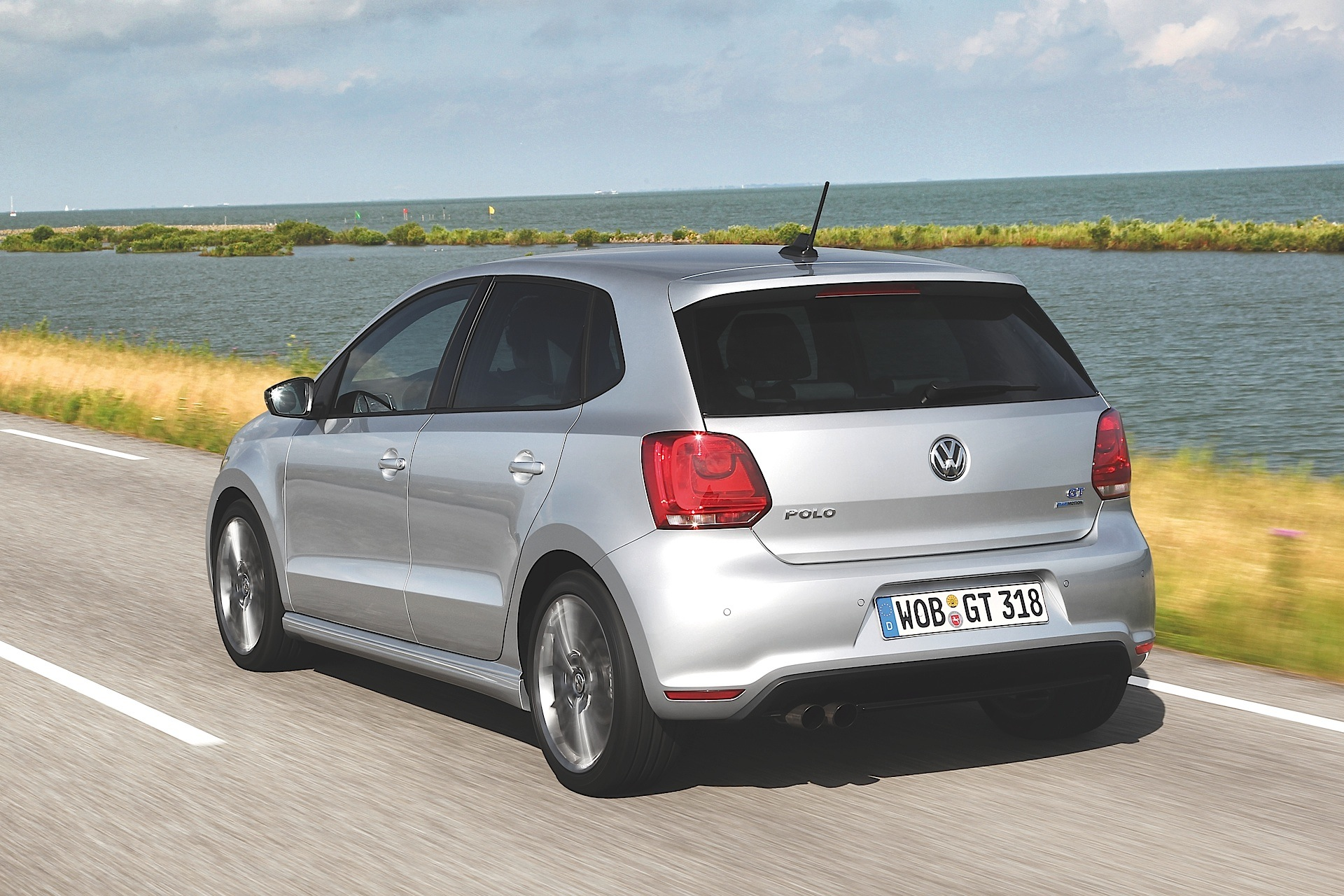 Volkswagen Polo Bluegt 2013 2014 2015 2016 2017