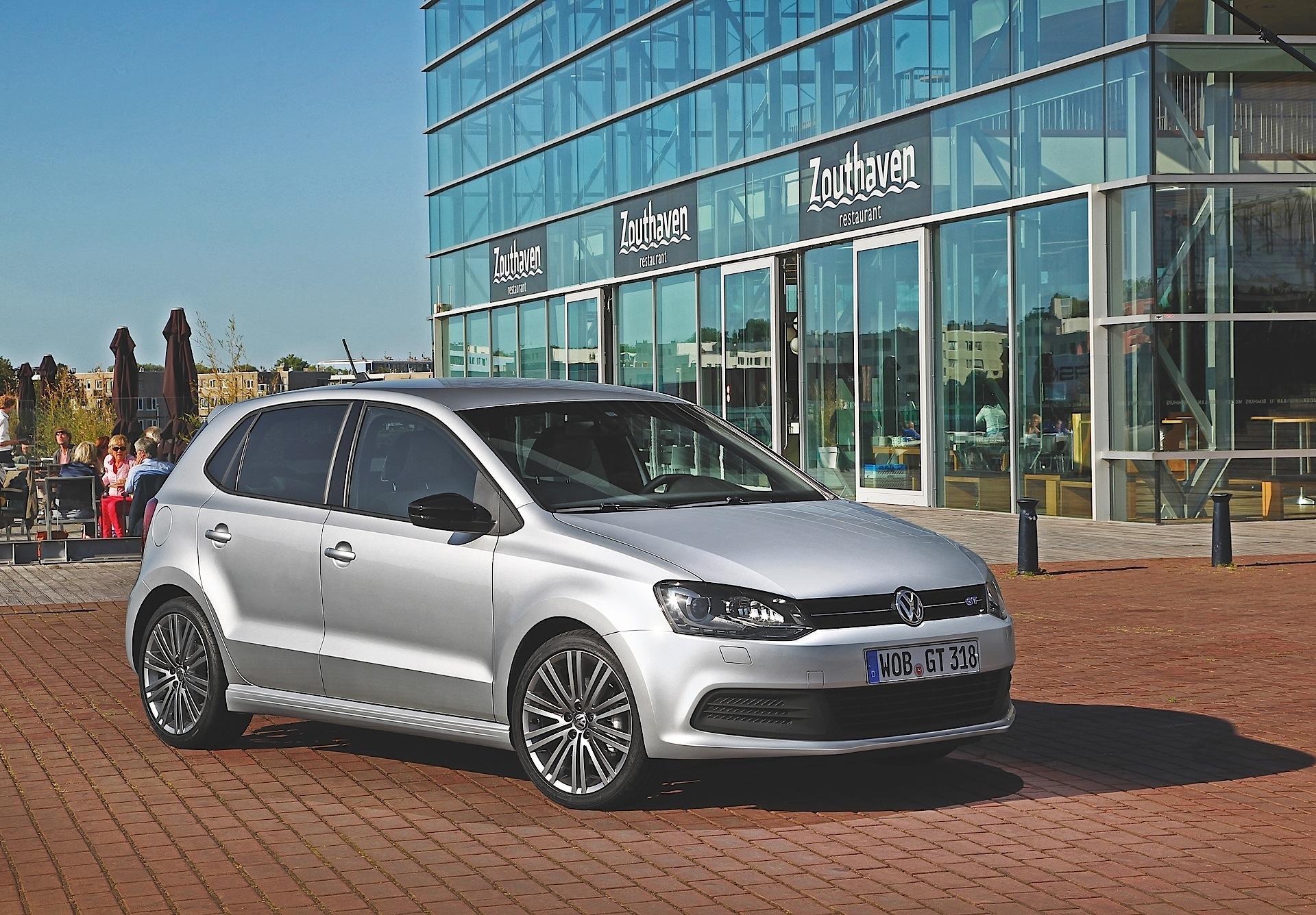 Volkswagen Polo Bluegt 2013 2014 2015 2016 2017