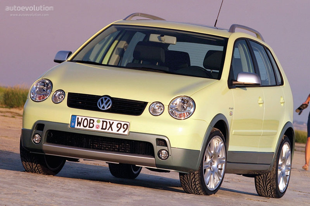 Volkswagen Polo Fun Specs 2004 2005 Autoevolution