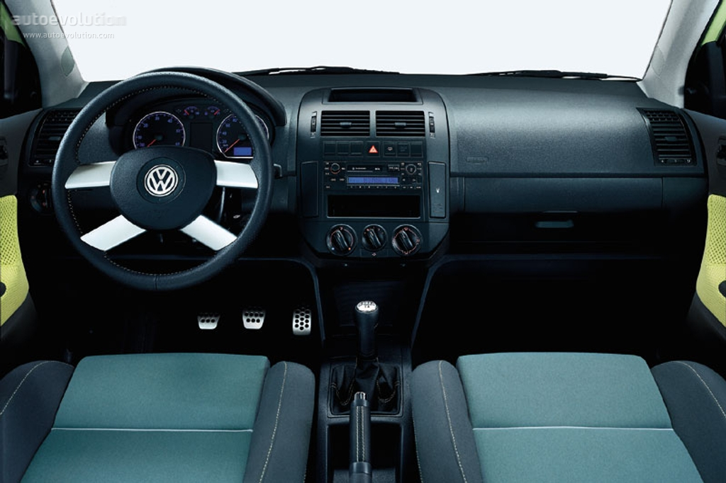 volkswagen polo fun specs 2004 2005 autoevolution. Black Bedroom Furniture Sets. Home Design Ideas