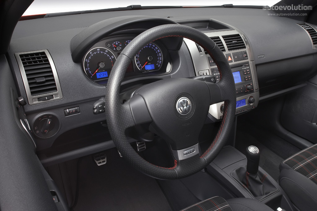 volkswagen polo gti specs 2005 2006 2007 2008 autoevolution. Black Bedroom Furniture Sets. Home Design Ideas