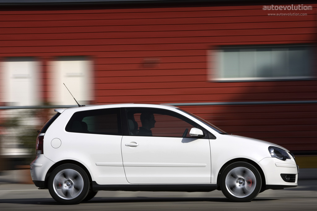VOLKSWAGEN Polo GTI specs & photos - 2005, 2006, 2007 ...
