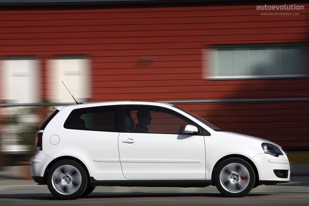 Volkswagen Polo Gti 2005 2006 2007 2008 Autoevolution