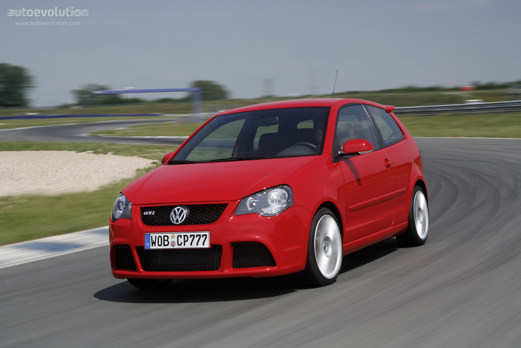 volkswagen polo gti specs photos 2005 2006 2007 2008 autoevolution. Black Bedroom Furniture Sets. Home Design Ideas