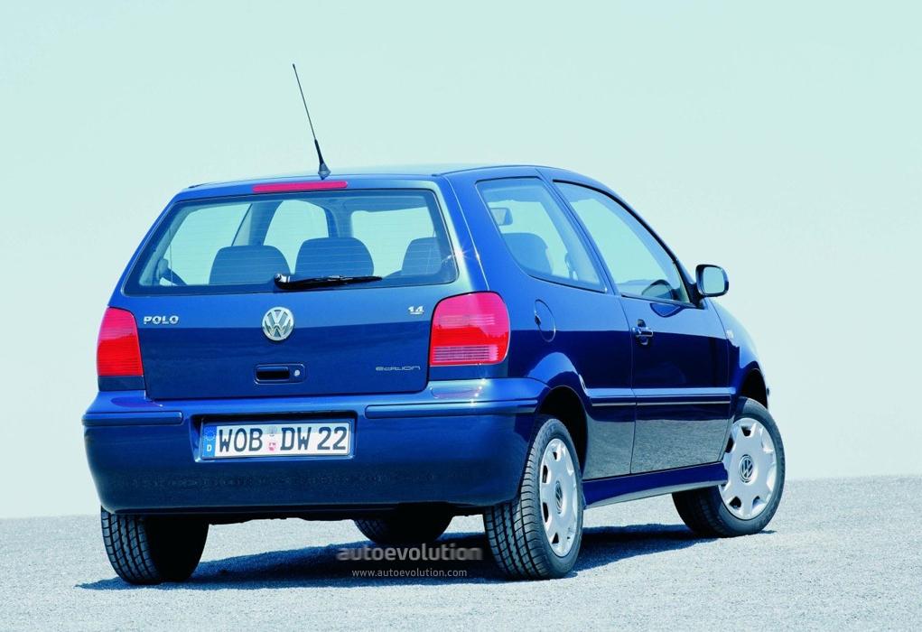 volkswagen polo 3 doors 1999 2000 2001 autoevolution. Black Bedroom Furniture Sets. Home Design Ideas