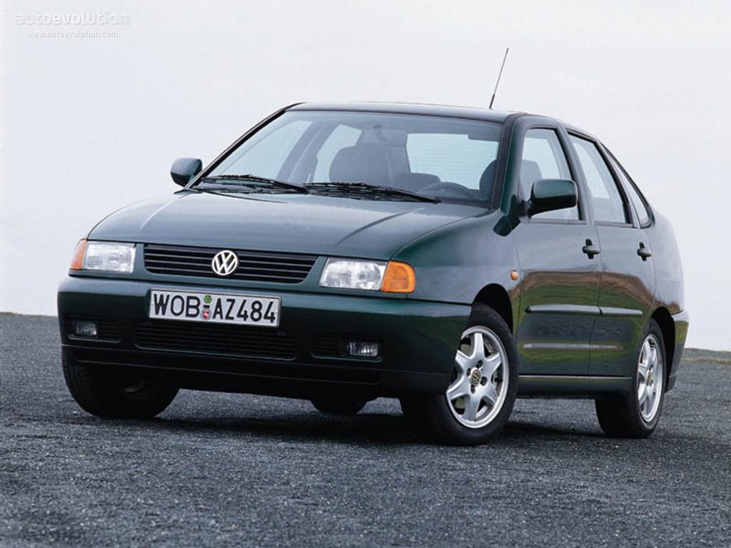 volkswagen polo classic 1996 1997 1998 autoevolution. Black Bedroom Furniture Sets. Home Design Ideas