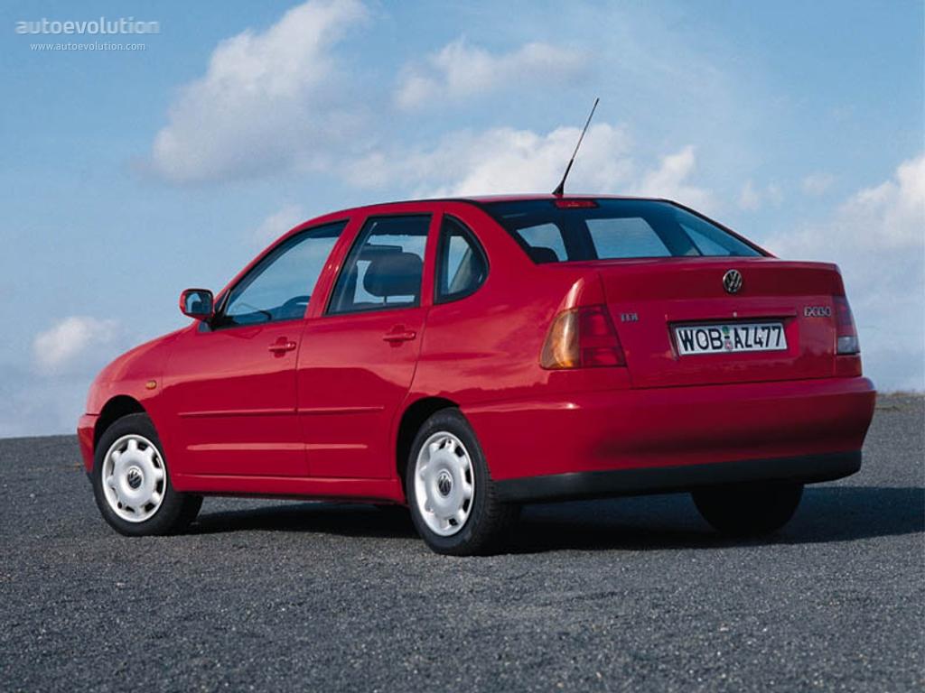 Volkswagen polo classic specs 1996 1997 1998 autoevolution