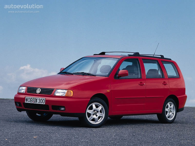 Volkswagen Polo Variant 1997 1998 1999 2000
